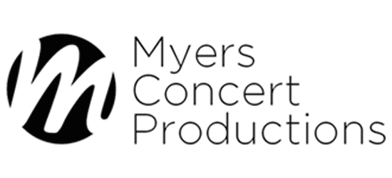 Myers Concert Production Logo